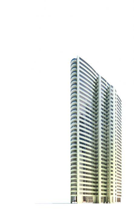 skyscraper 55 AM71 Archmodels