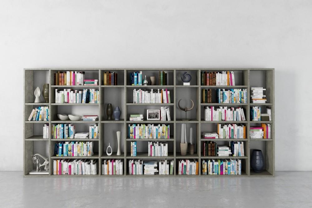 bookshelf 20 AM179 Archmodels