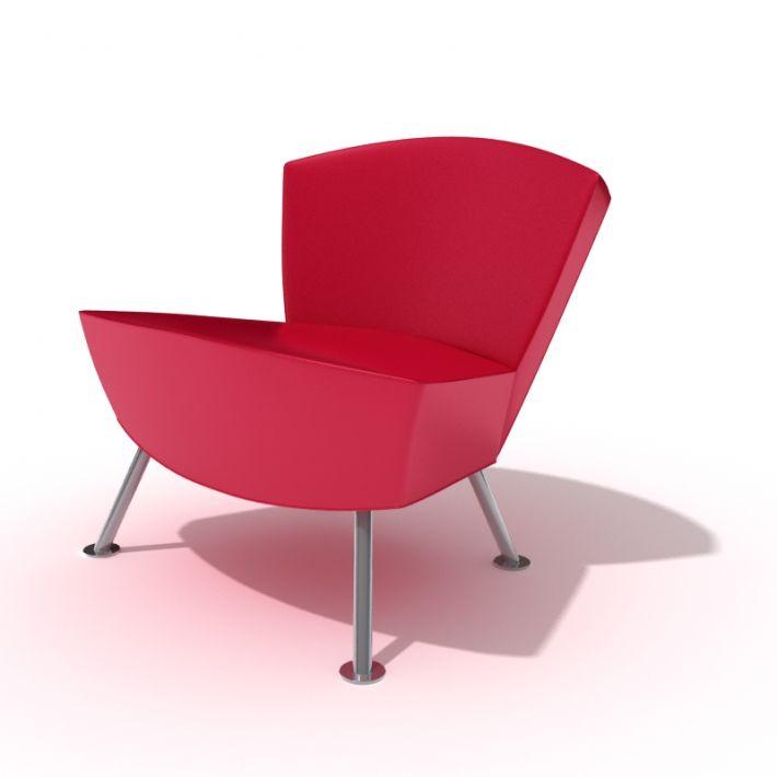 armchair 67 AM45 Archmodels