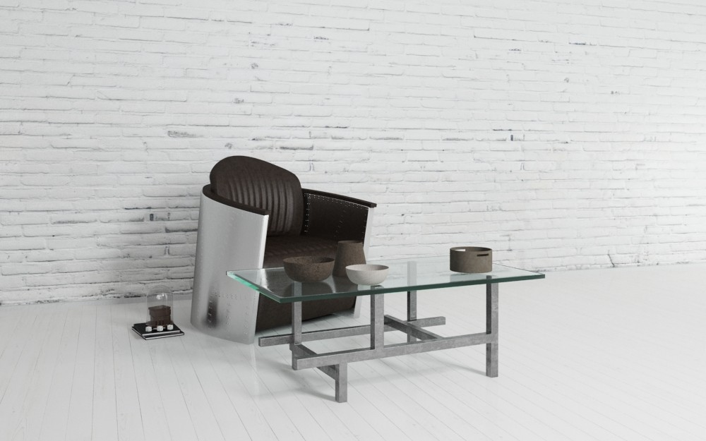 Furniture 1 AM174 Archmodels