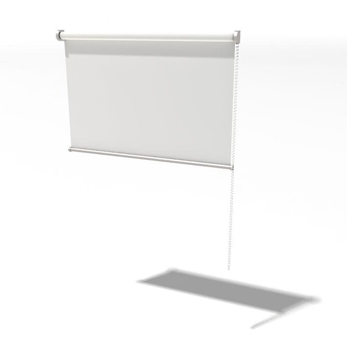 window blind 1 AM60 Archmodels