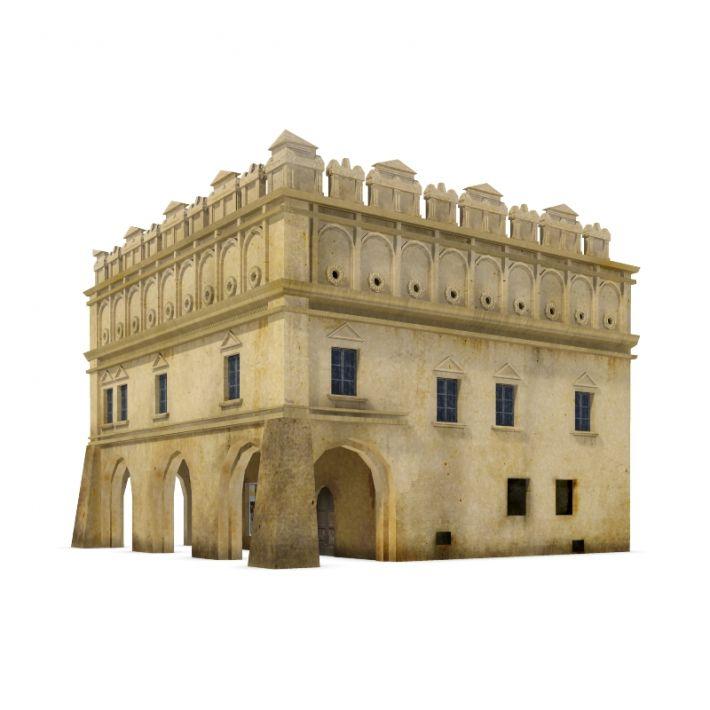 building 30 AM62 Archmodels