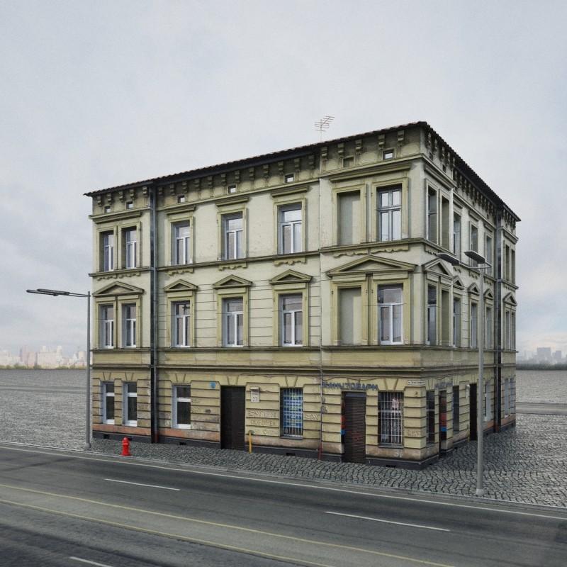 Building 22 AM172 Archmodels