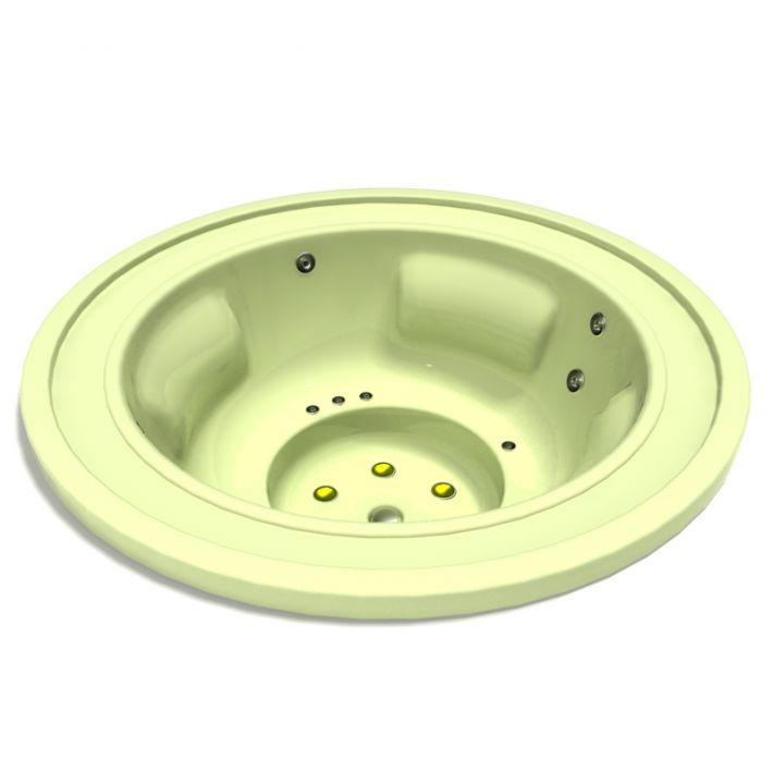 bathtub 47 AM15 Archmodels