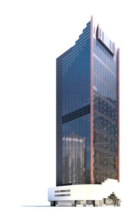 skyscraper 60 AM71 Archmodels