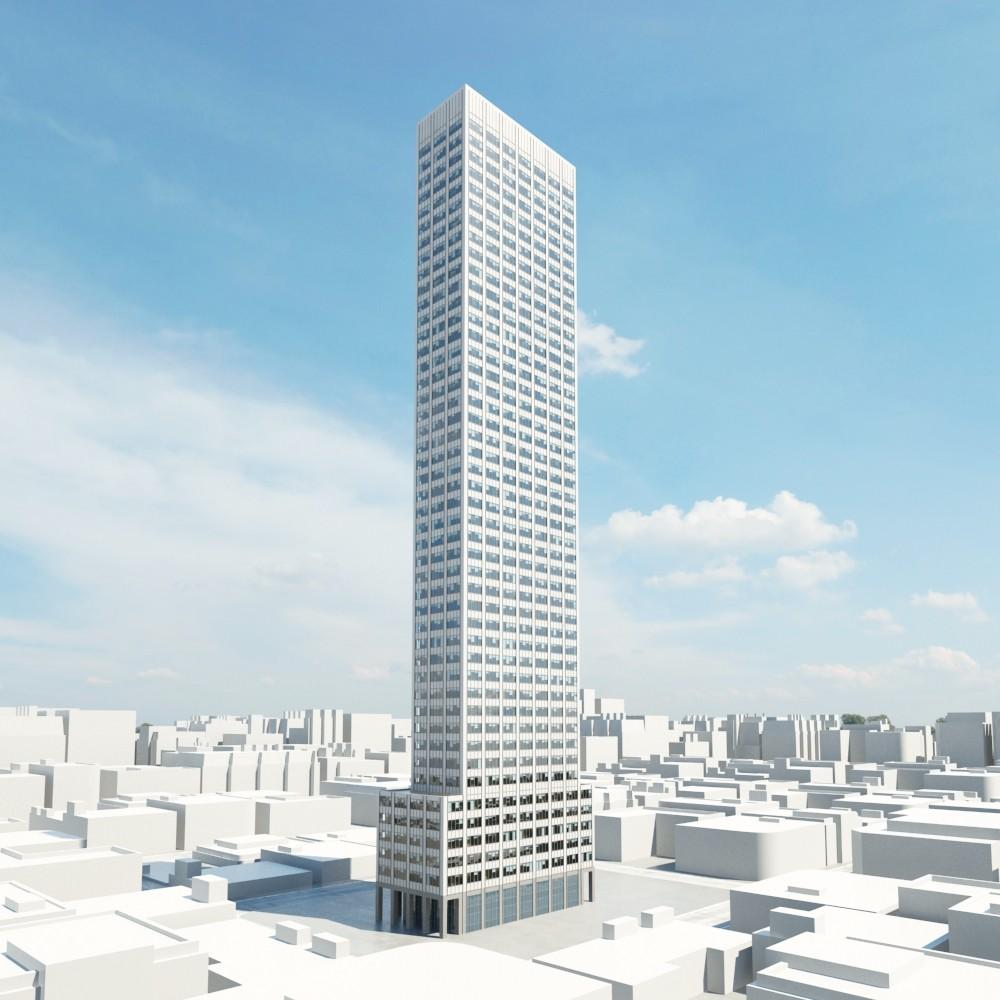 16 skyscraper