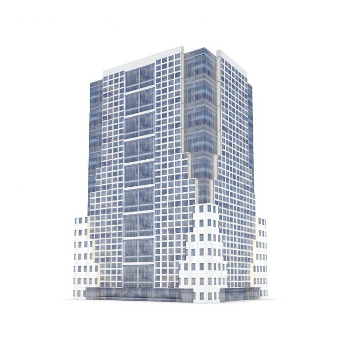 building 53 AM62 Archmodels