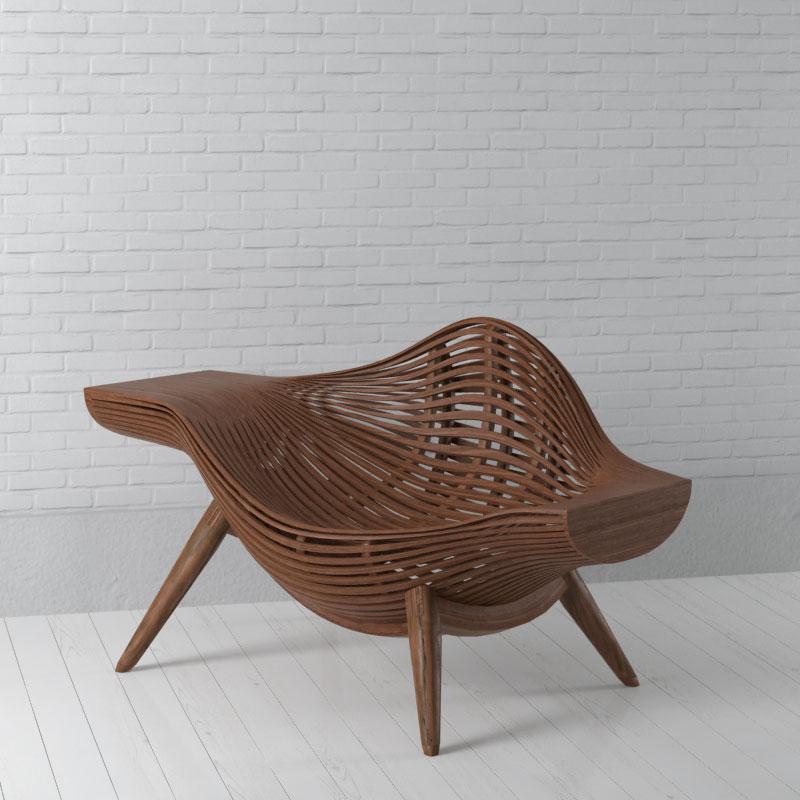 chair 20 AM157 Archmodels