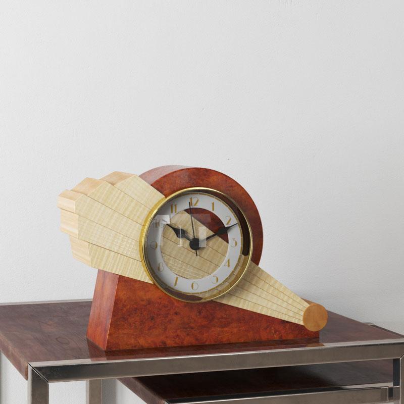 clock 17 AM142 Archmodels