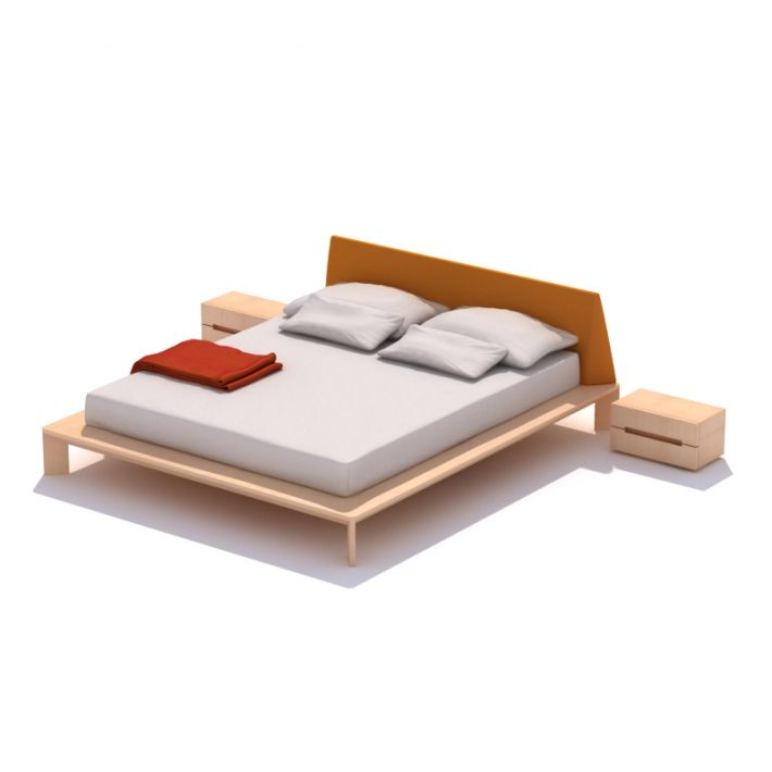 bed 51 AM36 Archmodels