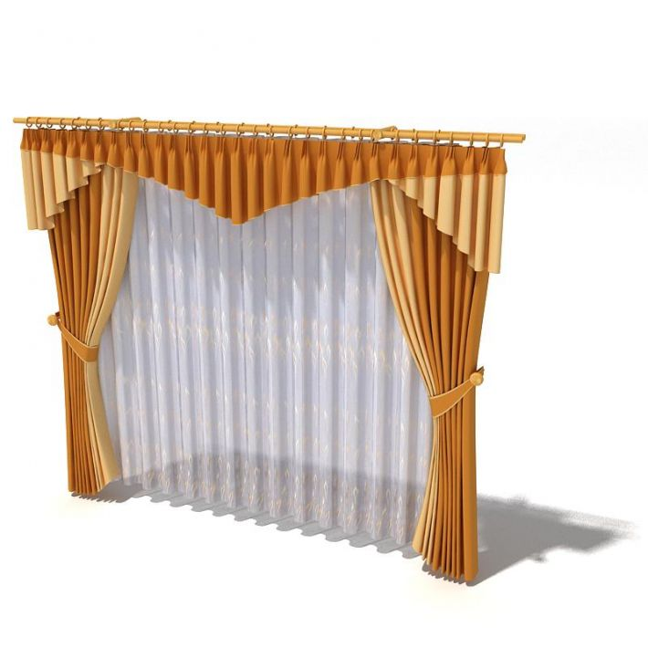 curtain 44 AM60 Archmodels