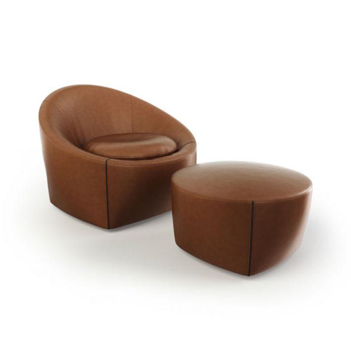 armchair 52 AM125 Archmodels