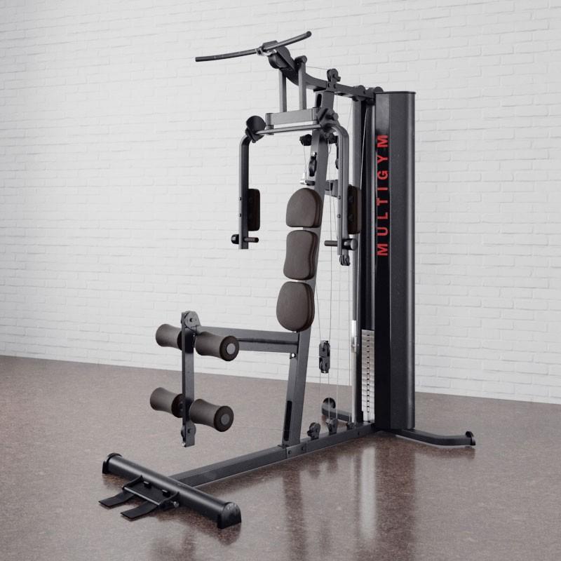 Gym equipment 3 AM169 Archmodels