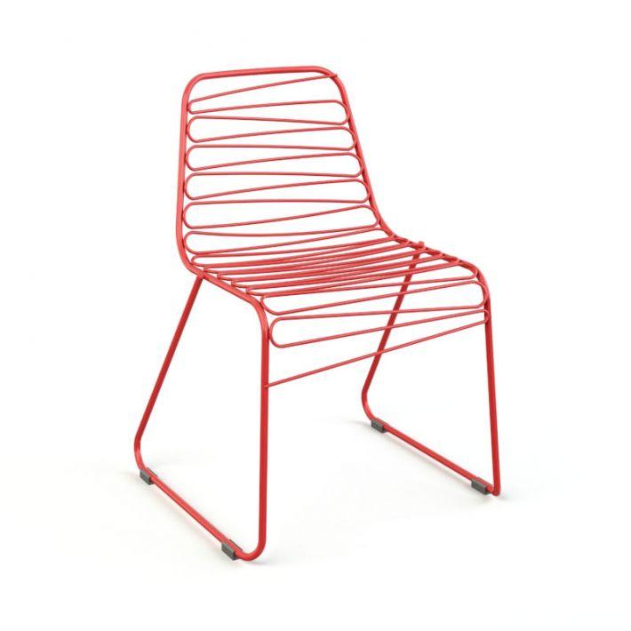 chair 25 AM125 Archmodels