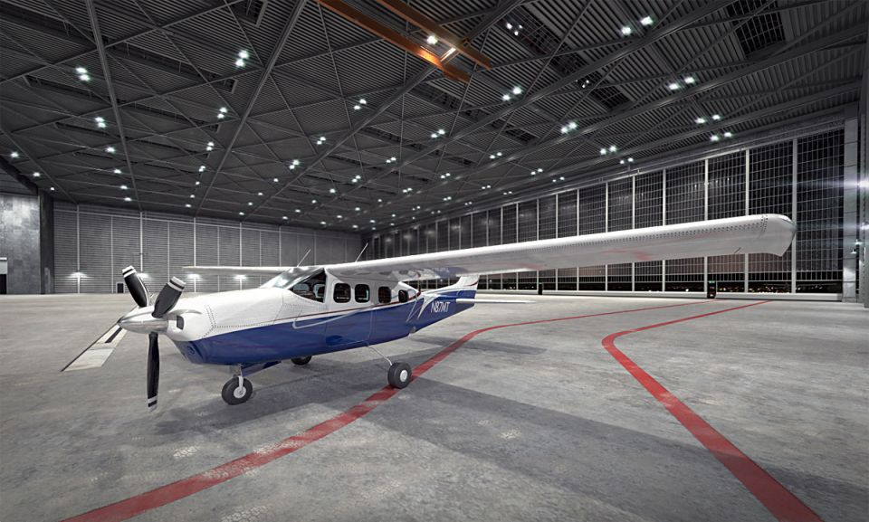Cessna 172 AM73 Archmodels