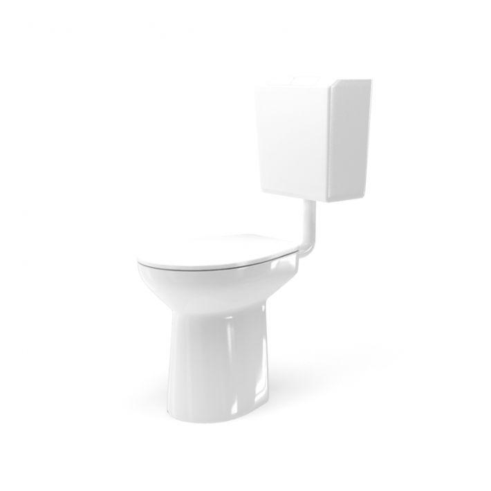 toilet bowl 100 AM6 Archmodels