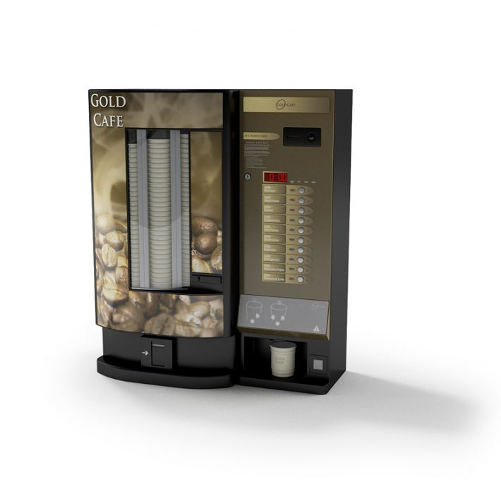 coffee vending machine 28 AM87 Archmodels