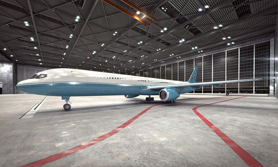 Boeing 757 AM73 Archmodels