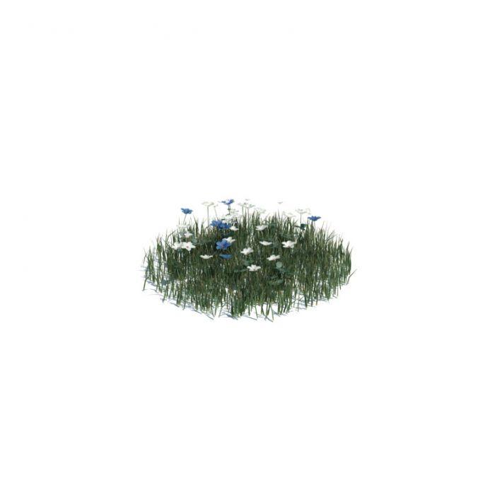 simple grass medium 122 AM124 Archmodels