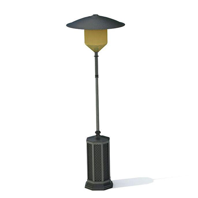 Garden lamp 97 AM22 Archmodels