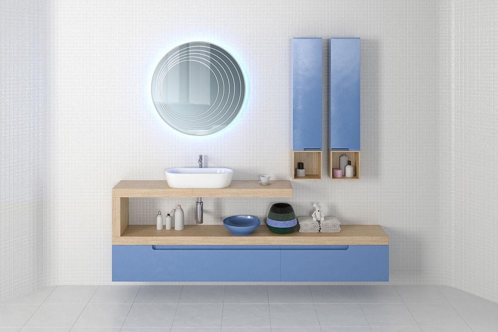 Bathroom furniture 28 AM168 Archmodels