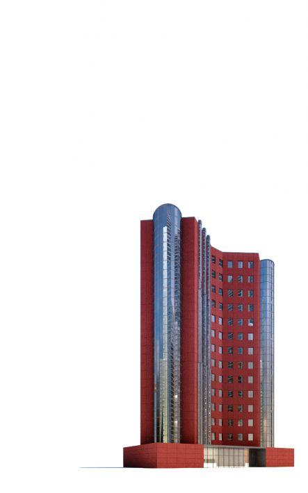 skyscraper 98 AM71 Archmodels