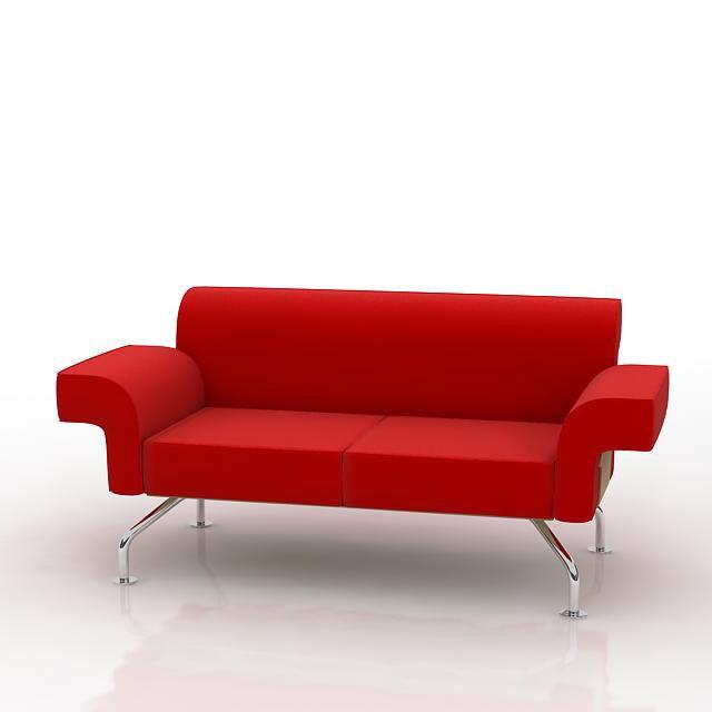 sofa 56 AM8 Archmodels