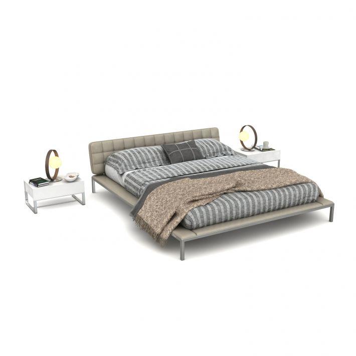 bedroom set 30 AM123 Archmodels