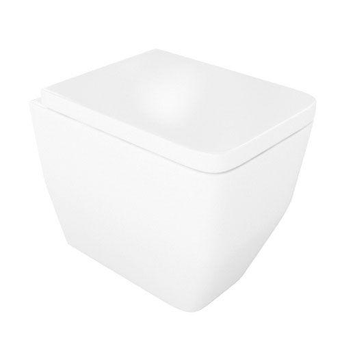 toilet bowl 1 AM127 Archmodels