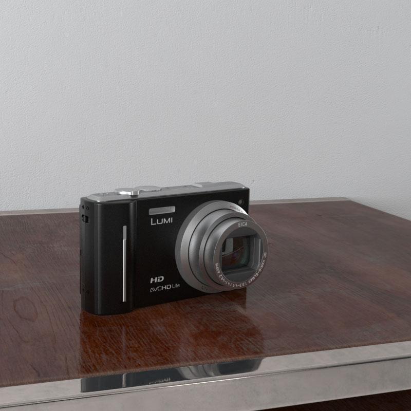 camera 30 AM156 Archmodels