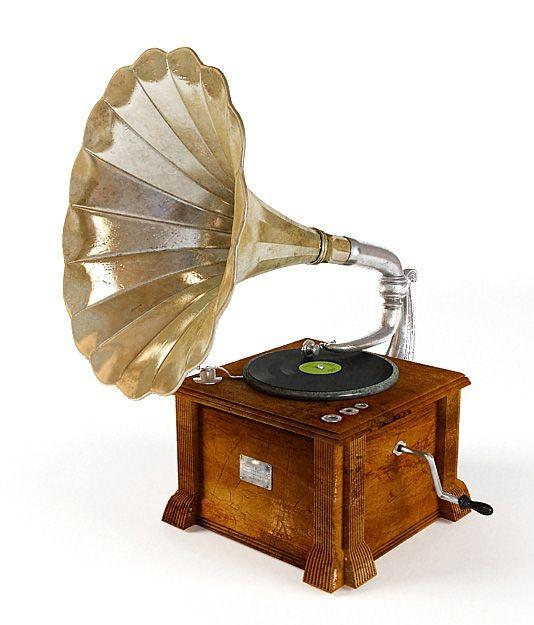 Gramophone 19 AM67 Archmodels