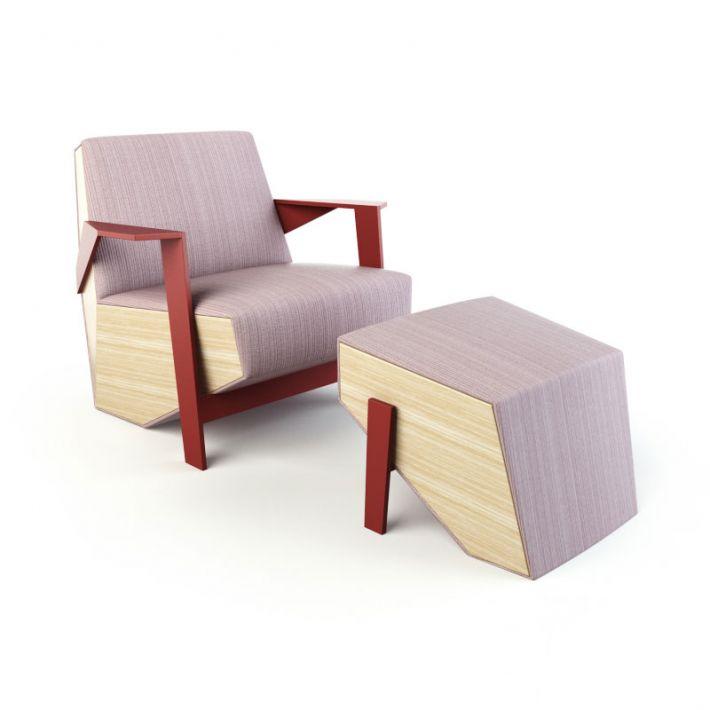 armchair 53 am125