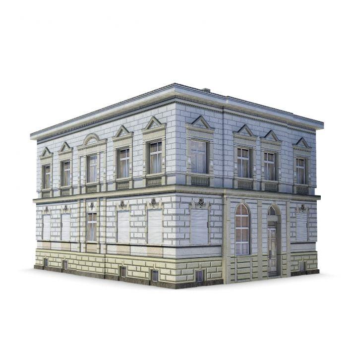 building 39 AM62 Archmodels