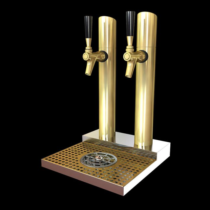 beer tap 12 AM104 Archmodels