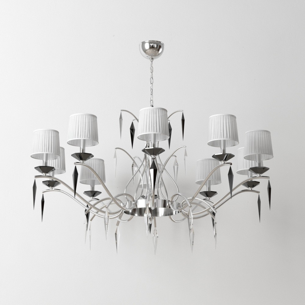 chandelier 49 AM175 Archmodels