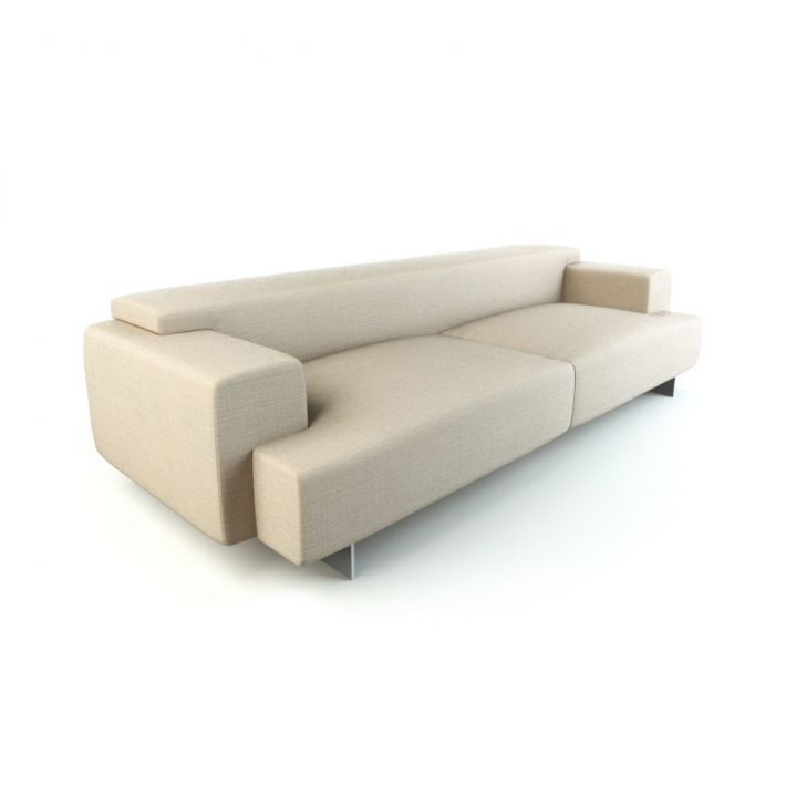 sofa 64 AM125 Archmodels