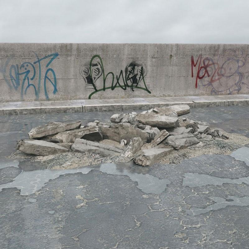 rubble 40 AM165 Archmodels