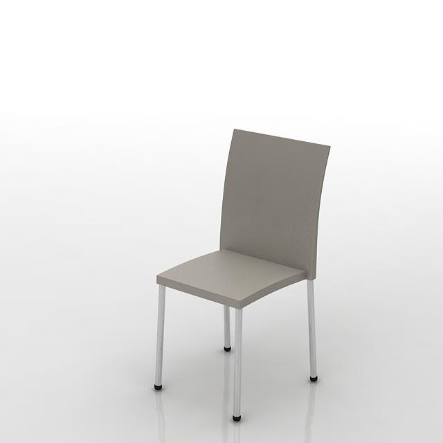 chair 48 AM8 Archmodels
