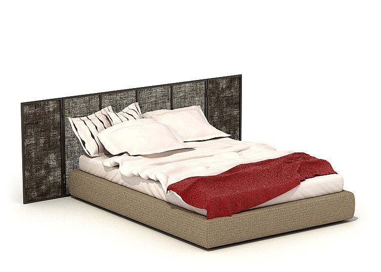 Bed 20 AM37 Archmodels