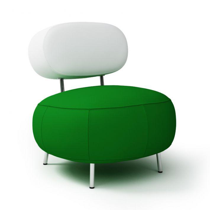 armchair 58 AM92 Archmodels