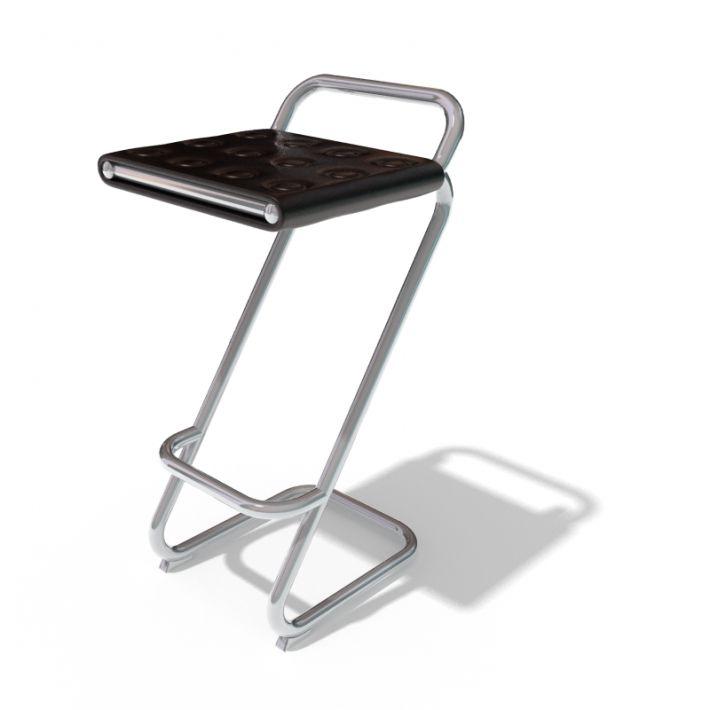 bar chair 80 AM45 Archmodels