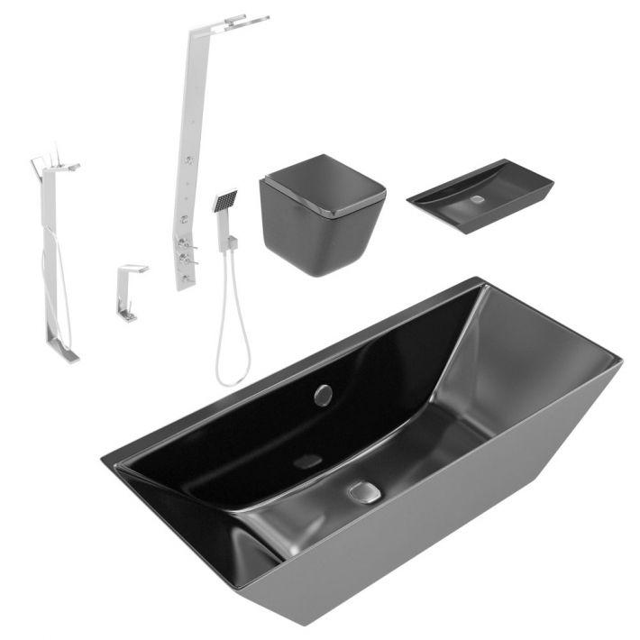 bathroom fixtures 18 AM127 Archmodels