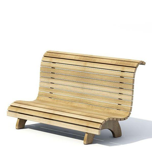 Garden furniture 28 AM22 Archmodels