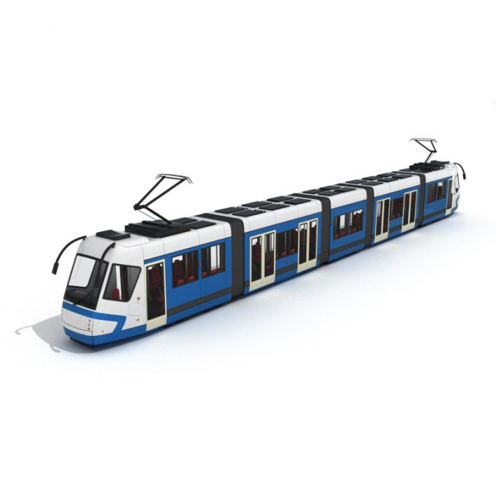 train 24 AM5 for Cinema4D Archmodels