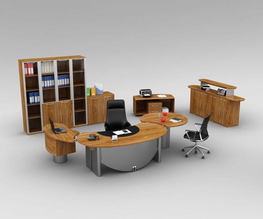 Office Set 25 AM110 Archmodels
