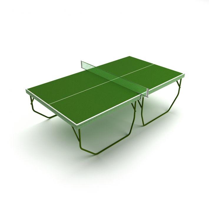 tennis table 62 AM47 Archmodels