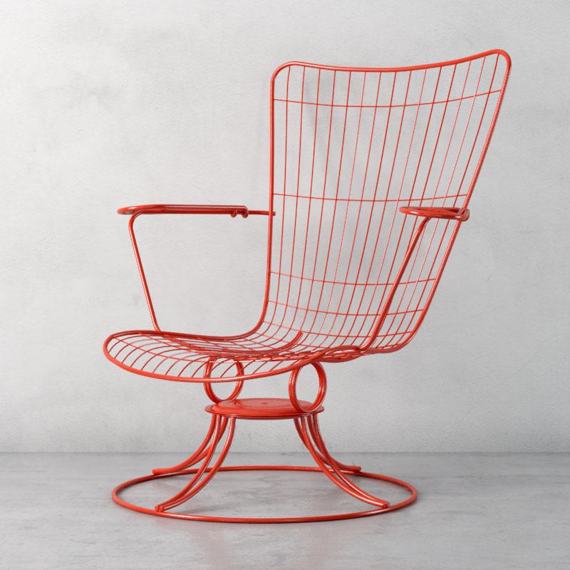 armchair 31 AM135 Archmodels