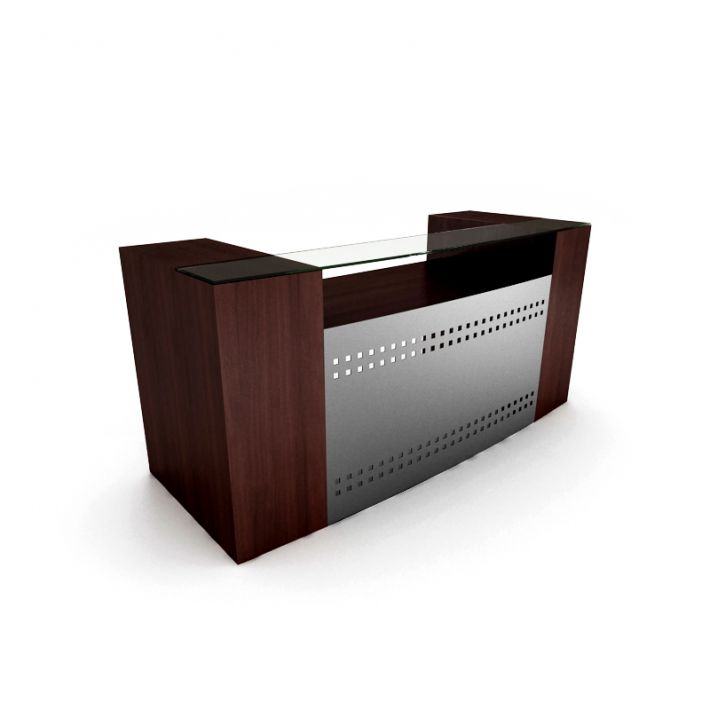 reception desk 42 AM53 Archmodels