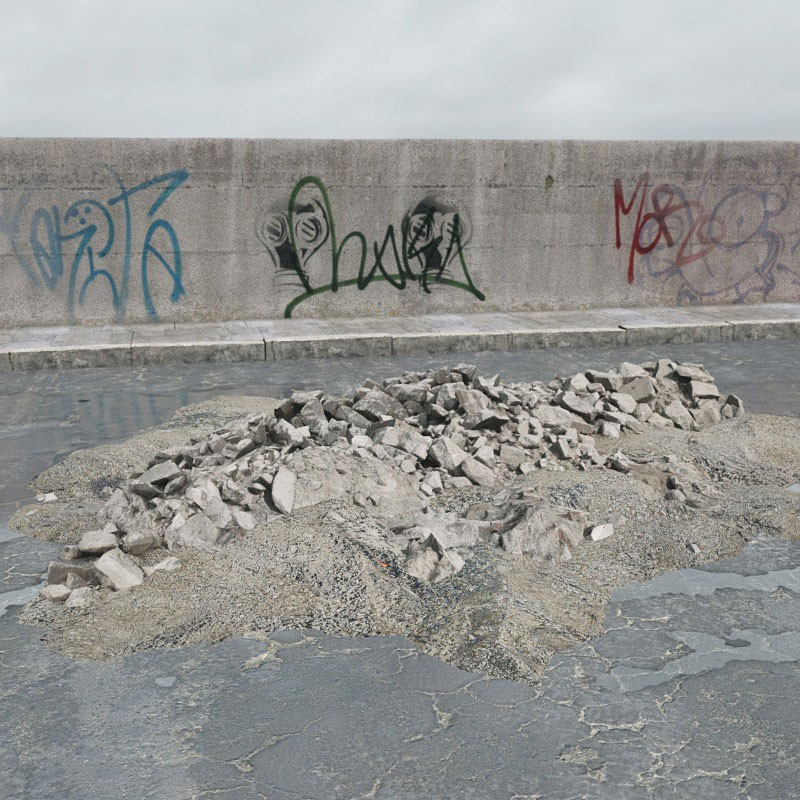 rubble 26 AM165 Archmodels