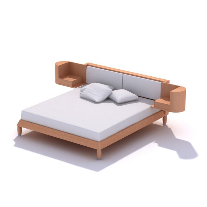 bed 6 AM36 Archmodels